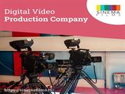 Commercial Video Production Companies