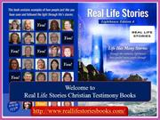 Christian Witnessing Souls Winning Tracts Real Life Stories Books