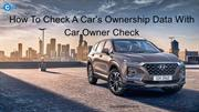 Does Car Owner Check Give Data About Current Owner List?