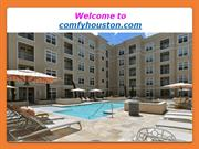 Fully Furnished Short Term Apartments