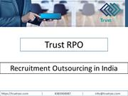 Recruitment Outsourcing in India