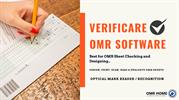 Why Verificare OMR Software is best for OMR Sheet Checking and Designi