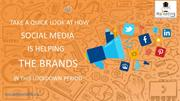 SOCIAL MEDIA IS HELPING THE BRANDS