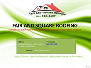 Roofing, Roof Repair, Roof Replacement in Fort Myers, FL