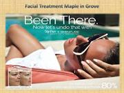 Facial Treatment Maple in Grove