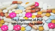What is the scope of the PCD Pharma franchise business?