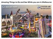Amazing Things to Do and See While you are in Melbourne