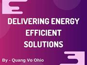 Quang Vo Ohio - Delivering Energy Efficient Solutions