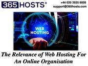 How To Choice A Web Host By 365hosts