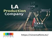 Video Production Companies in Los Angeles