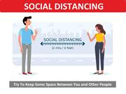Best Guide for Social Distancing | AIPL Shopee