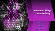 Internet of Things Online Training , IOT Online Training  - Dig-iot-ai