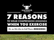 7 Reasons to Wear Compression Leggings When You Exercise