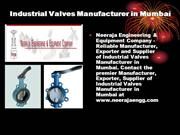 Manufacturer Of globe Valves