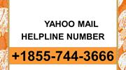 Yahoo Mail Helpline Number [@☎1855=744=3666@☎]