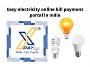 Easy electricity online bill payment portal in India