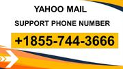 [@☎1855=744=3666@☎] Yahoo Mail Support Phone Number