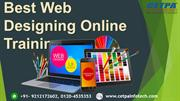 The Best Online Courses & Certification for Web Designing Training