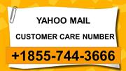 1*855**744**3666  Yahoo Mail Customer Care Number