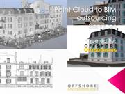 Point Cloud to BIM outsourcing services - offshore outsourcing India