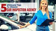 5 Ultimate Tips To Choose Car Inspection Agency