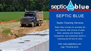 Get Septic Pumping Services in Different Cities of Georgia
