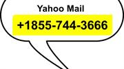 Yahoo Mail Support Number ☎1855=744=3666