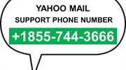 Yahoo Mail Support Phone Number ☎1855=744=3666