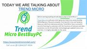 How to download Trend Micro