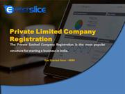 Overview in Private Limited Company Registration