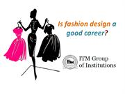 Is fashion design a good career