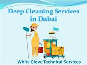 Best offers on deep cleaning services