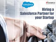 Hiring a Salesforce Partner for your Startup