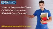 Cisco CCNP Collaboration 350-801 Certification Practice Test