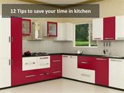 12 Tips to save your time in kitchen