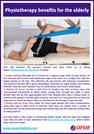 Physiotherapy benefits for the elderly - Physiotherapy Centres in Bang