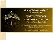 Join the Married Women Beauty Pageant Today