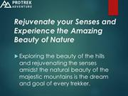 Rejuvenate your Senses and Experience the Amazing Beauty of Nature