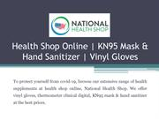 Health Shop Online