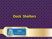 Dock Shelters In Sharjah, Dock Shelters Suppliers In Sharjah