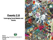 Leveraging Social Media and Events