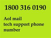 AOL Mail Tech Support Phone Number 800||3160||190