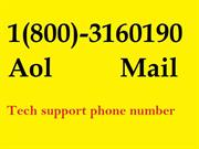 Aol Technical Support Phone Number ☎1(800 (|316(|0190