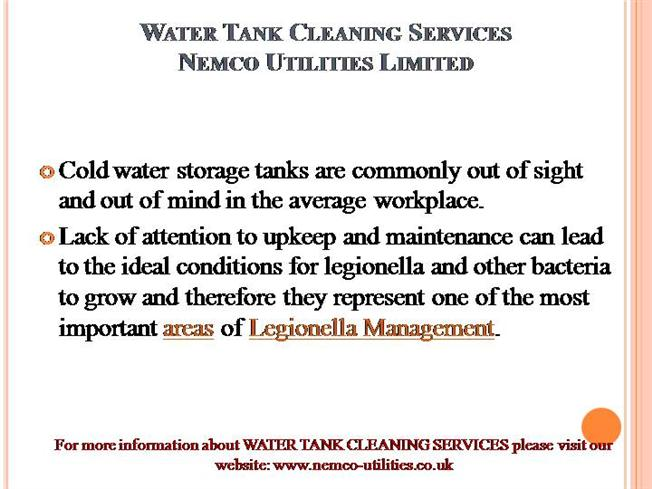 sc 1 st  authorSTREAM & WATER TANK CLEANING SERVICES |authorSTREAM