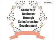 Scale Your Business through Salesforce App Development