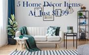 Find Home Decor Items For Your Home