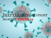 Deep Cleaning To Fight Against COVID 19
