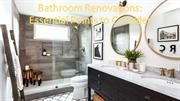 Few things to consider before starting your bathroom remodel