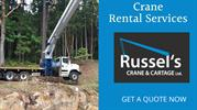 Crane Rental Services Victoria BC | Crane Rental Agency