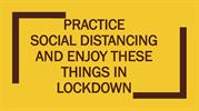 Covid-19 lockdown: Cool Things To Try in 21 Days, Stay at Home!